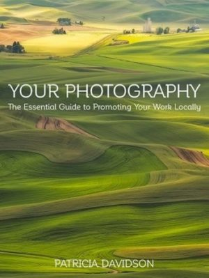 photography ebook about promoting your work locally.